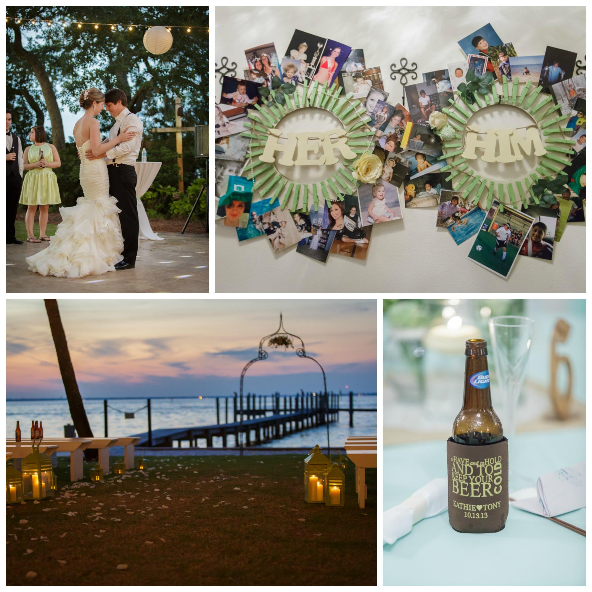 Real budget weddings florida bay bash big wedding tiny for 20000 wedding budget